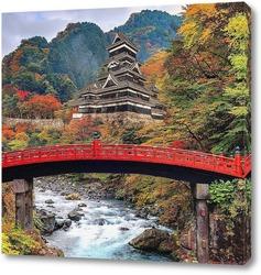Японская пагода