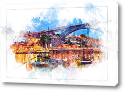 Картина Порто