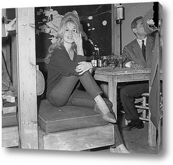 Постер Brigitte Bardot-10