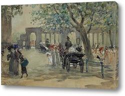Картина Гайд-парк