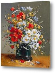 Картина Натюрморт со цветами