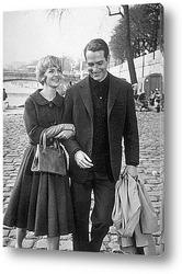 Пол Ньюмен в фильме «Бутч Кэссиди и Санденс Кид».1969г.