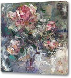 розы, купленные в дождь