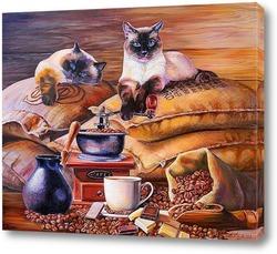 Постер Хранители кофе