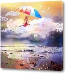 """Картина """"Витая в облаках"""""""