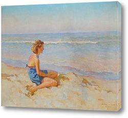 Картина Рядом с океаном
