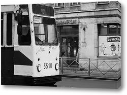 Постер Трамвай