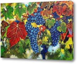 Картина Виноград Изабелла
