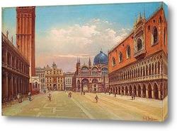 Триумфальная арка в 1874