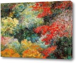 Картина Палитра леса