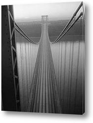 Строительство моста<Золотые ворота>.