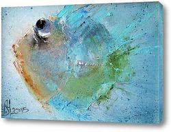 Картина Рыбка туда