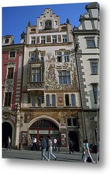 Eglise de Tyn dans Prague