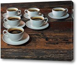 Постер Кофе для всех