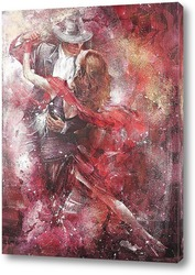 Постер Волшебное танго