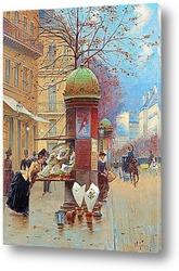truogoli di santa brigida, genova (hdr)