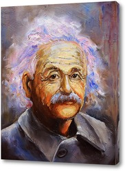 Постер Альберт Эйнштейн