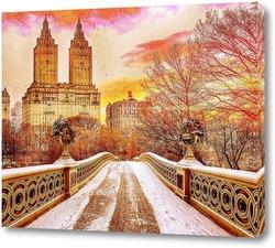 Сказочный мост