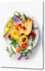 Постер Летнее блюдо