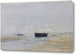Картина Во время отлива