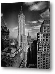 Северо-запад Нью-Йорка 1937г.