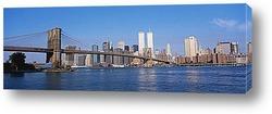 Подвесной мост Нью-Йорка