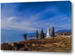 Постер Храм-маяк Святого Николая
