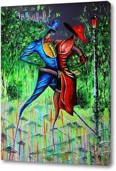 Картина Сумеречное танго