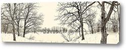Постер зима 4