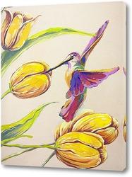 Картина Райская пташка