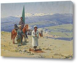 Центральная Азия.Улиные торговцы