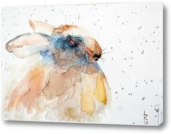 Постер Кролик