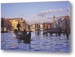 Канал Сент-Проли в Венеции