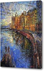 Картина Санкт Петербург