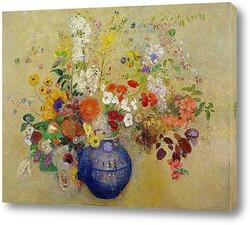 Картина Цветы, 1909