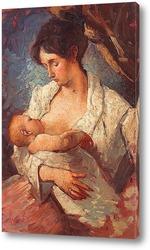 Картина Кормление грудью
