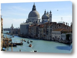 Venice Canal, Italy.