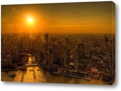 Shanghai Skyline - China