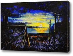 Картина Ночь