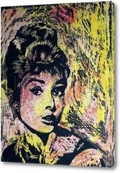 Картина Audrey Hepburn