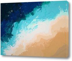Картина Глубины морей