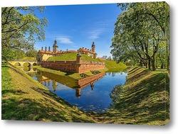 Постер Несвижский замок