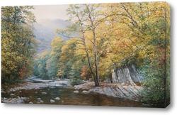 Картина Река Пшада