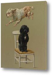 Картина Цирк Мольера