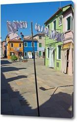 Остров Бурано - Венеция