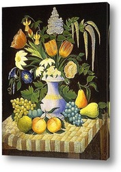 Картина Цветы и фрукты