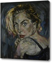 Картина Lady Gaga