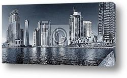 Дубай, ОАЭ - 23 октября