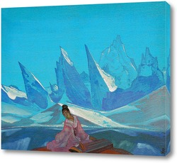Картина Куан-Инь