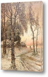 Путешествуя по снегу